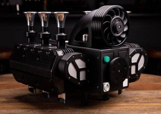 Veloce RS Black Edition Espresso Machine