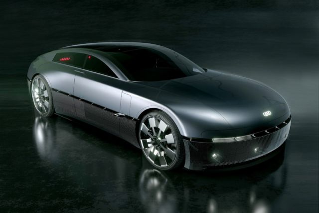 Audi GT concept car