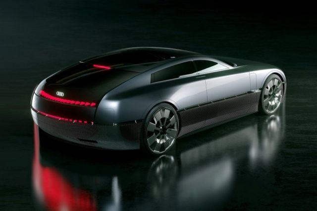 Audi GT concept car (6)