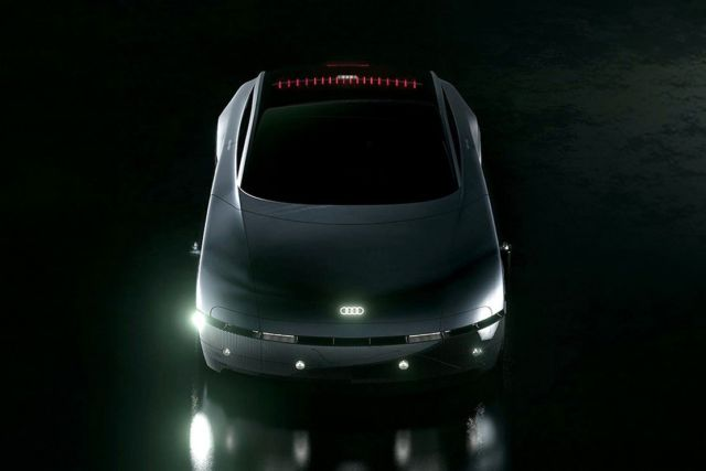 Audi GT concept car (4)