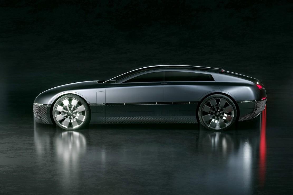 Audi GT concept car (1)