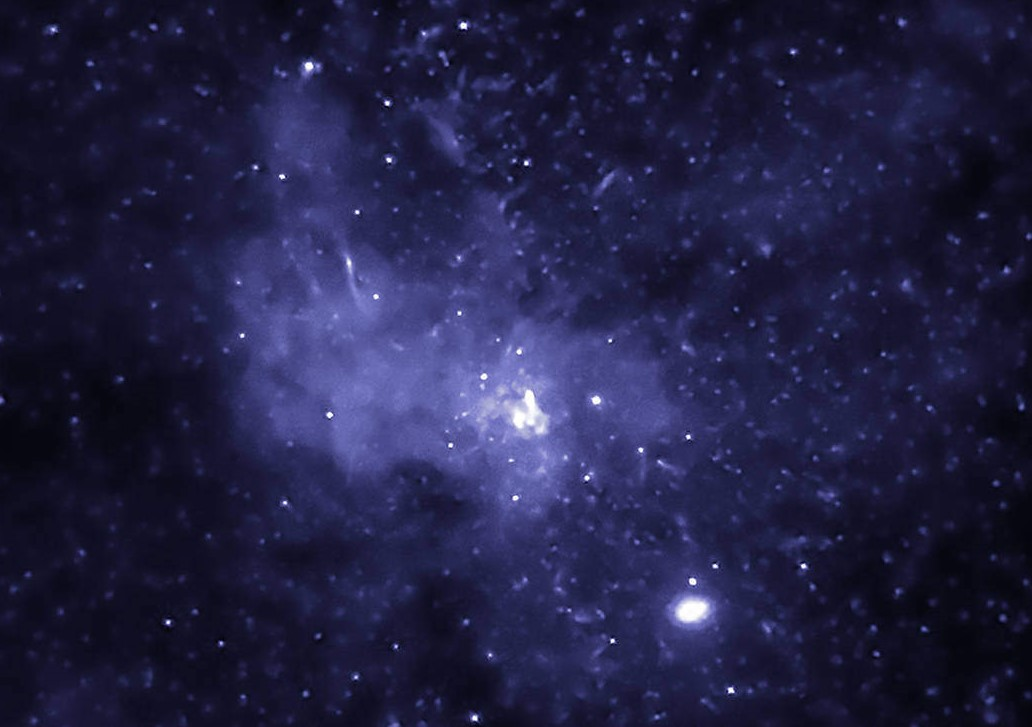 Black Hole Bounty in the Center of the Milky Way