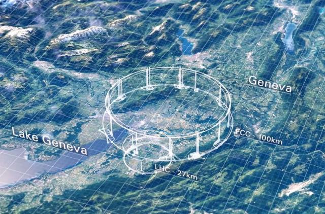 CERN to build €21-billion Supercollider
