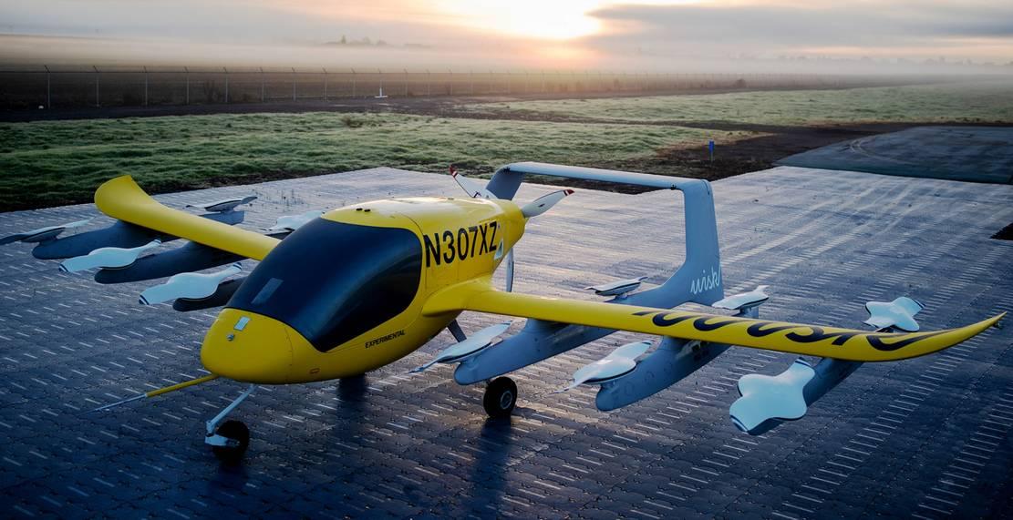 Cora autonomous eVTOL is back to flight-testing