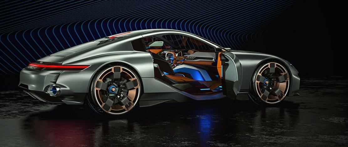 Cyber 677 Porsche concept (1)