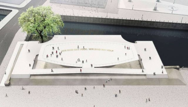 Germany's 'National Monument to Freedom and Unity'