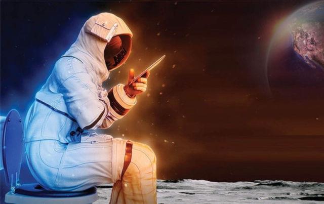 Help NASA to design future space Toilets