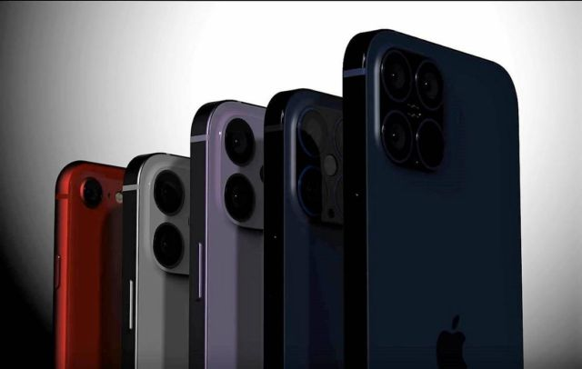 Huge iPhone 12 - iPhone 13 Leaks