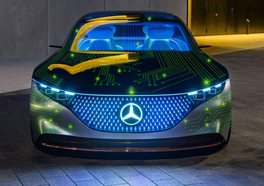Mercedes-Benz and NVIDIA to Build new Self Driving Computing Architecture