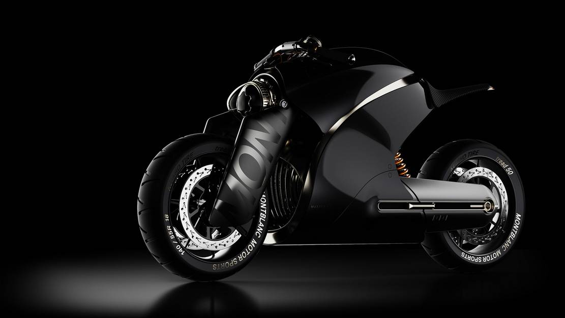 Montblanc Motorcycle concept (7)