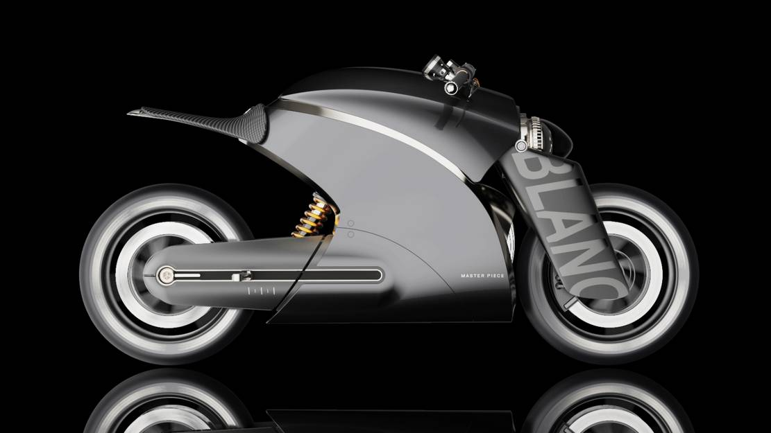 Montblanc Motorcycle concept (1)