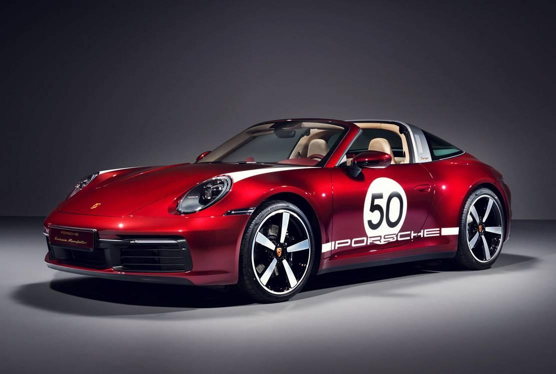 Porsche 911 Targa 4S Heritage Design Edition (13)