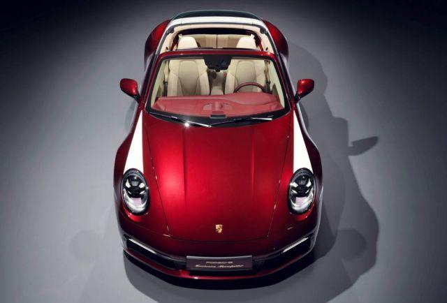 Porsche 911 Targa 4S Heritage Design Edition (10)