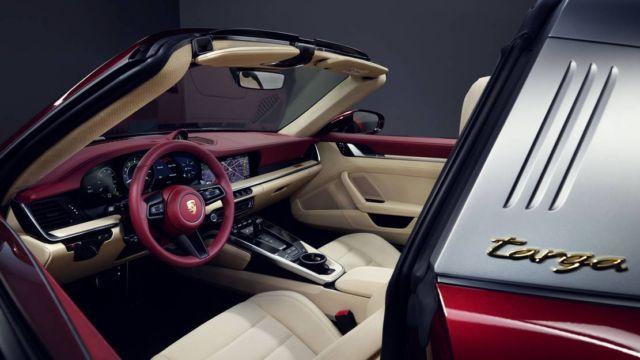 Porsche 911 Targa 4S Heritage Design Edition (8)