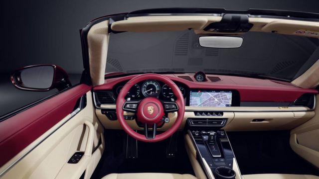 Porsche 911 Targa 4S Heritage Design Edition (7)