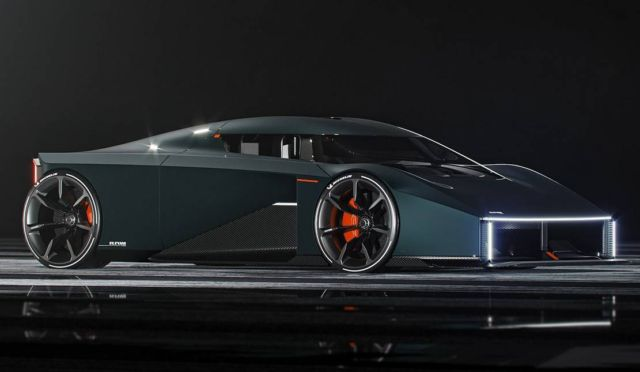 RAW by Koenigsegg concept hypercar