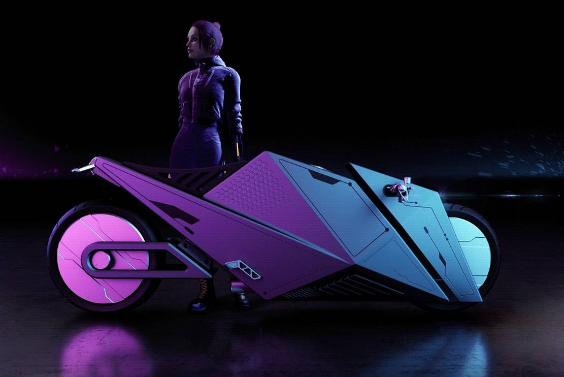 Rimac Hyper Cyber Motorcycle Concept (4)