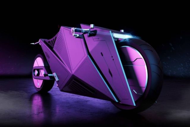 Rimac Hyper Cyber Motorcycle Concept (3)