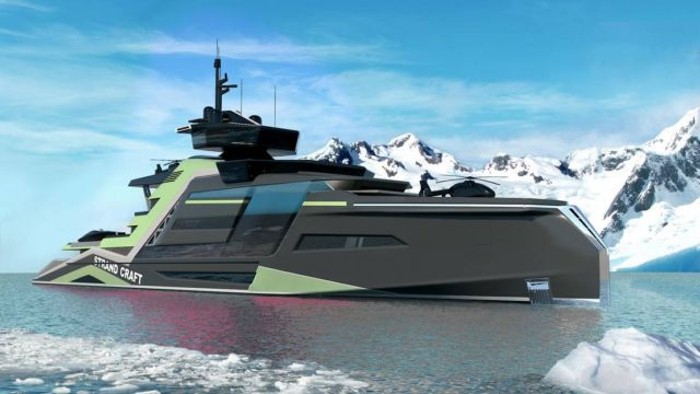 Strand Craft Miami Superyacht