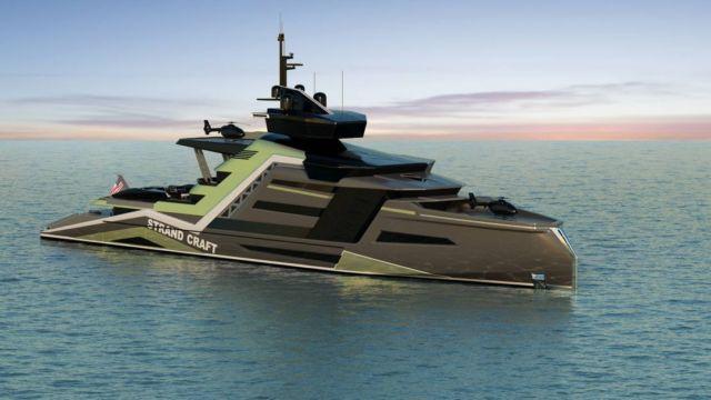 Strand Craft Miami Superyacht (3)