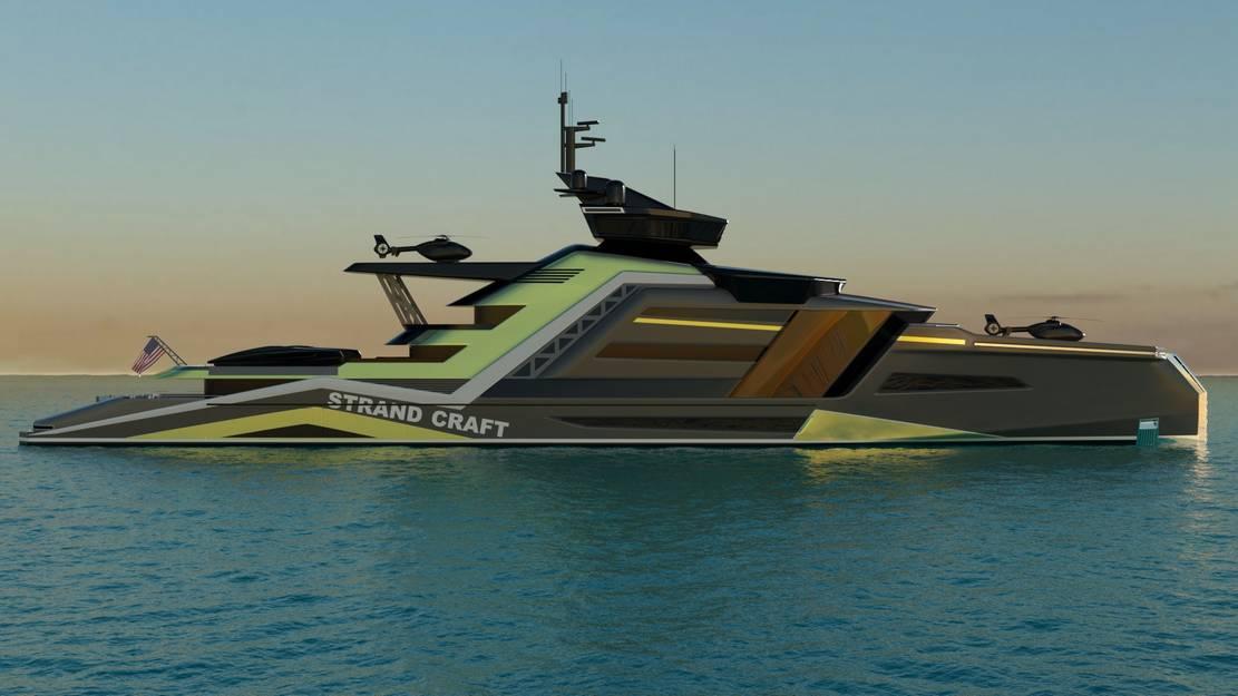 Strand Craft Miami Superyacht (1)