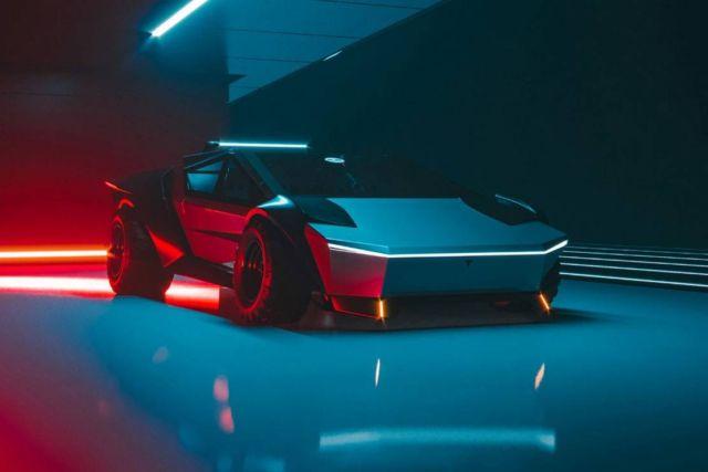 Tesla Cybertruck Re-Design concept