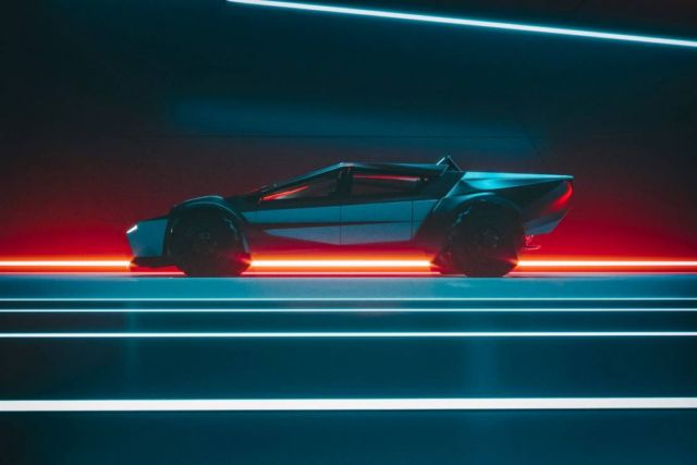 Tesla Cybertruck Re-Design concept (3)