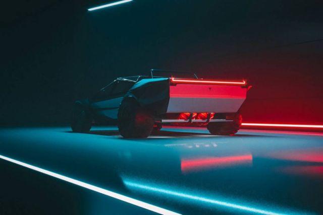 Tesla Cybertruck Re-Design concept (2)