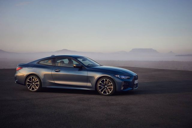New BMW 4 Series Coupé (5)