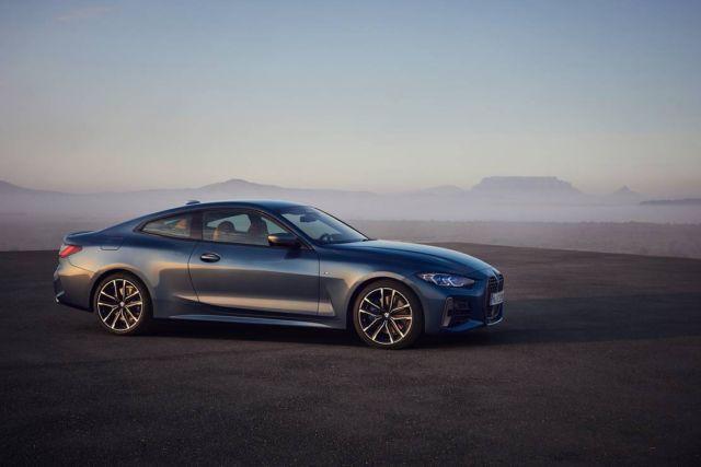 New BMW 4 Series Coupé (5)