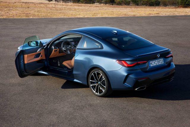 New BMW 4 Series Coupé (4)