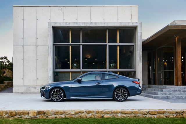 New BMW 4 Series Coupé (3)