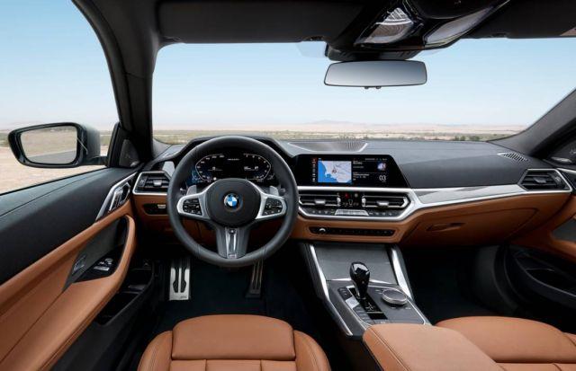 New BMW 4 Series Coupé (2)