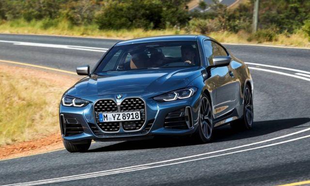 New BMW 4 Series Coupé (13)