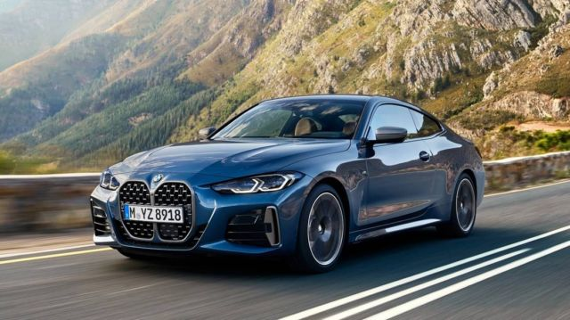 New BMW 4 Series Coupé (12)
