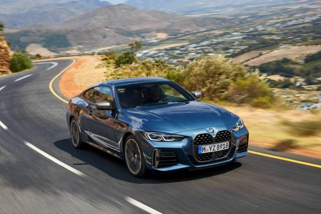 New BMW 4 Series Coupé (11)