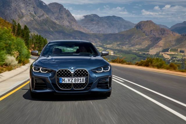 New BMW 4 Series Coupé (10)