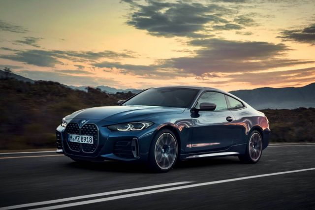 New BMW 4 Series Coupé (9)