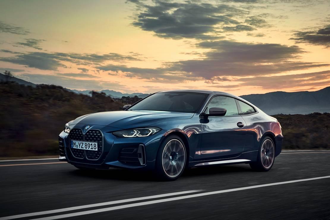 New BMW 4 Series Coupé (9)