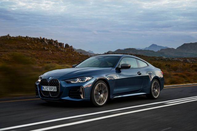 New BMW 4 Series Coupé (8)