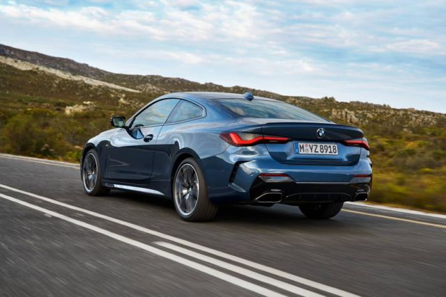 New BMW 4 Series Coupé (6)