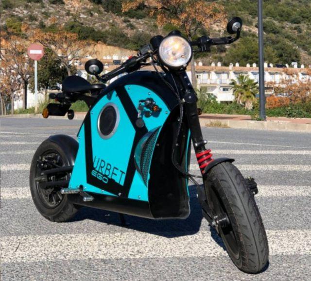 Urbet Ego E-Scooter (8)