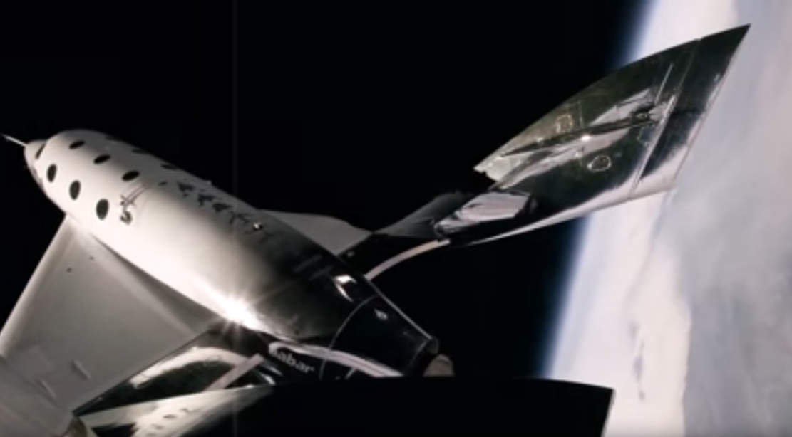 Virgin Galactic to take private passengers to ISS