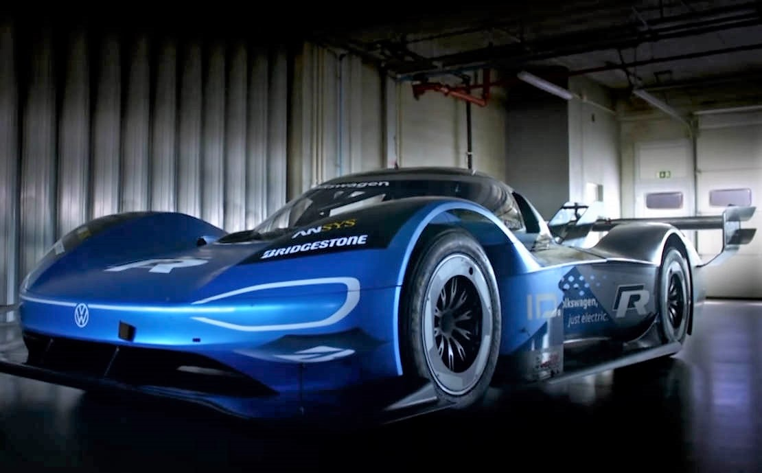 Volkswagen I.D. R - Faster than an F1 Car