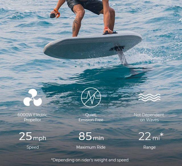 Waydoo Flyer One electric surfboard (3)
