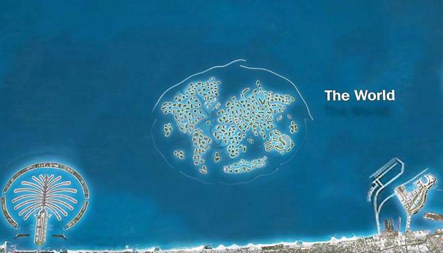 Dubai's Man-Made Islands