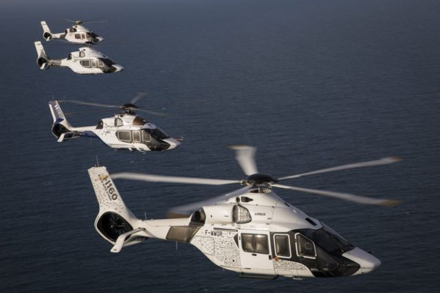 Airbus H160 Helicopter receives EASA approval