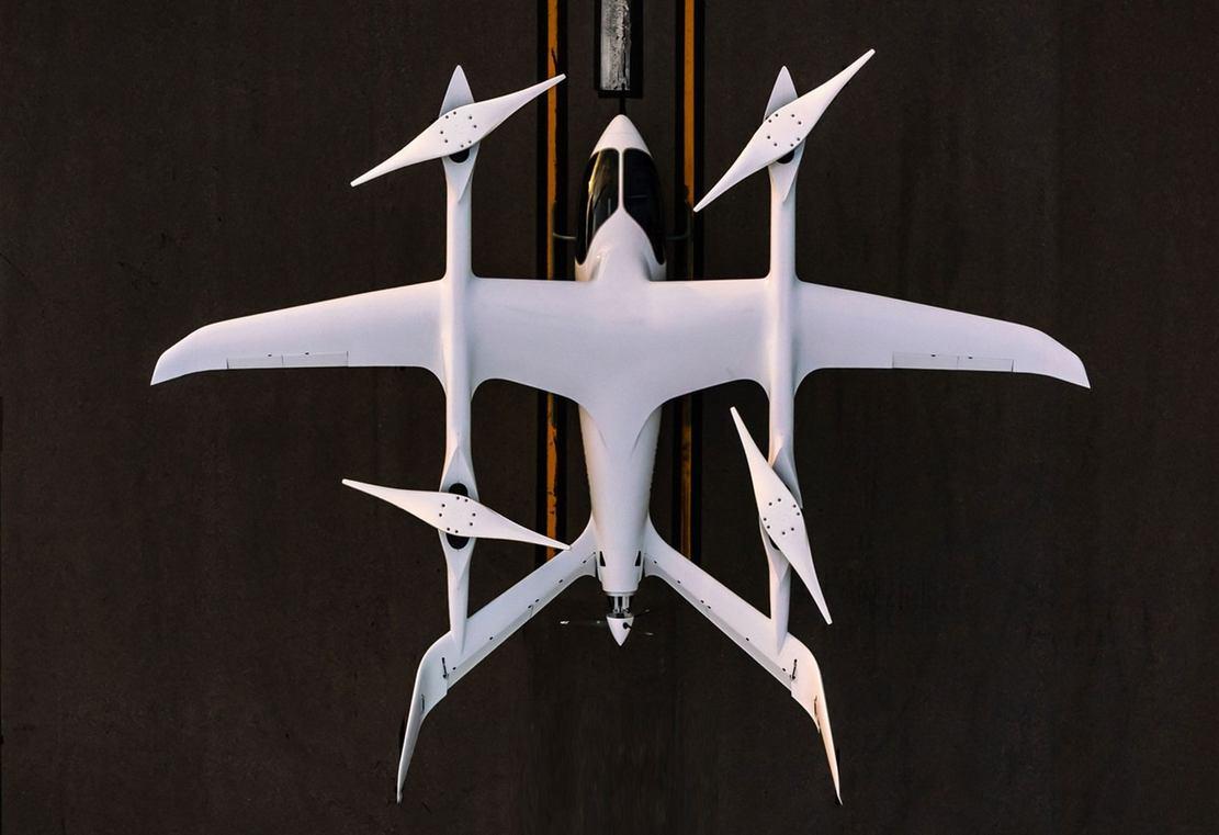 Alia eVTOL Aircraft