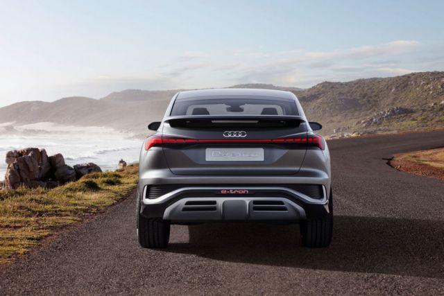 Audi Q4 Sportback Coupé e-tron concept (8)