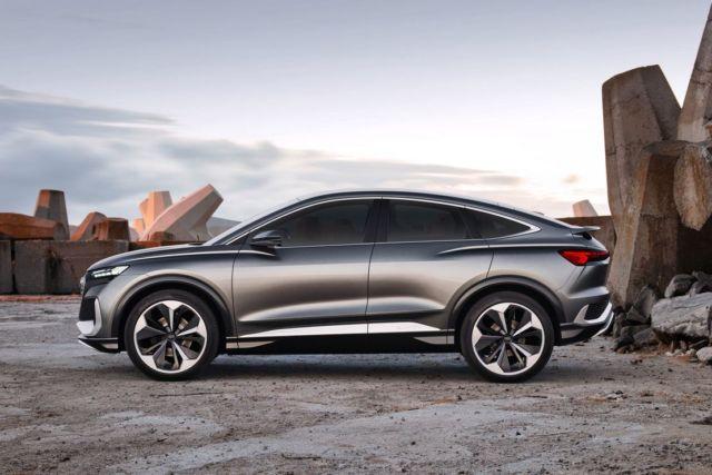 Audi Q4 Sportback Coupé e-tron concept (5)